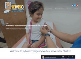 Indianaemsc.org thumbnail