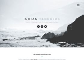 Indianbloggers.org thumbnail