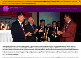 Indiancarbonsociety.org thumbnail