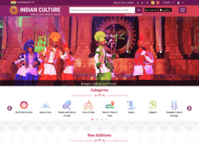 Indianculture.gov.in thumbnail