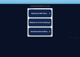 Indiandinersw1.co.uk thumbnail