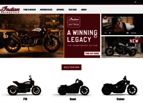 Indianmotorcycle.in thumbnail