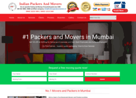 Indianpackersmovers.in thumbnail