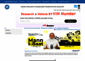 Indianrail.gov.in thumbnail