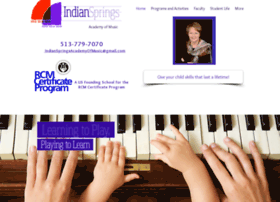 Indianspringsacademy.org thumbnail