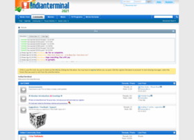 Indianterminal.com thumbnail