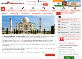 Indianvisaonline.org.in thumbnail