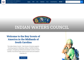 Indianwaters.org thumbnail
