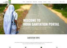 Indiasanitationportal.org thumbnail