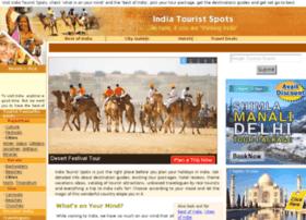 Indiatouristspots.com thumbnail