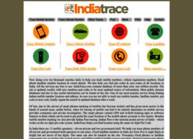 Indiatrace.com thumbnail