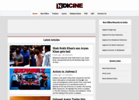 Indicine.com thumbnail