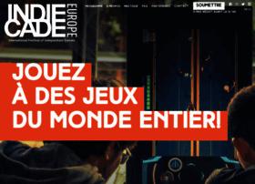 Indiecade-europe.eu thumbnail