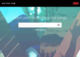 Indieguitartabs.com thumbnail
