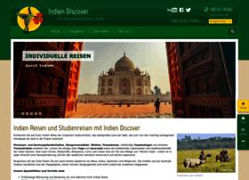 Indien-discover.de thumbnail