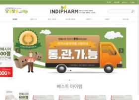 Indipharm.co.kr thumbnail