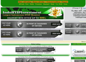 Indohyipinvestment.com thumbnail