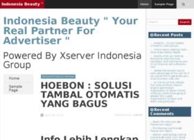Indonesia-beauty.asia thumbnail
