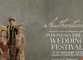 Indonesiadreamweddingfestival.com thumbnail