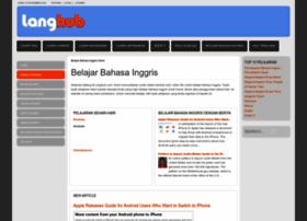 Indonesian.langhub.com thumbnail