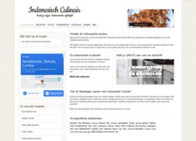 Indonesisch-culinair.nl thumbnail