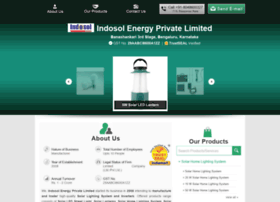 Indosolenergy.in thumbnail
