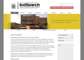 Indsearch.org thumbnail