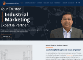 Industrialmarketingtoday.com thumbnail