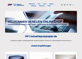 Industrieputzpapier.de thumbnail