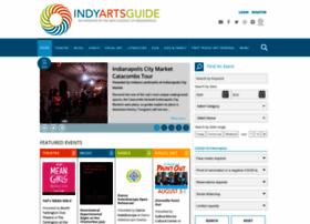 Indyartsguide.org thumbnail