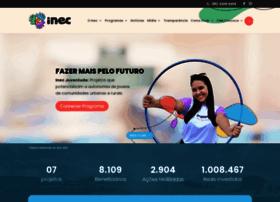 Inec.org.br thumbnail
