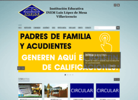 Inemvillavicencio.edu.co thumbnail