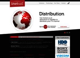 Inetsat.com thumbnail