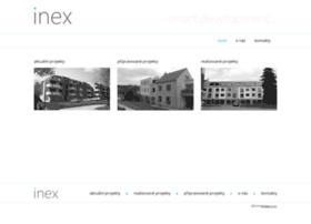 Inex-brno.cz thumbnail