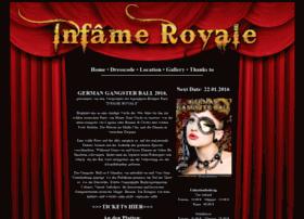Infame-royale.com thumbnail