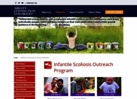 Infantilescoliosis.org thumbnail