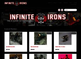 Infiniteirons.com thumbnail