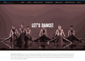 Infinitydancestudio.net thumbnail