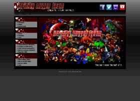 Infinitymugenteam.com thumbnail
