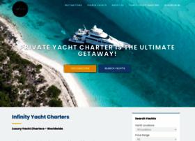 Infinityyachts.com thumbnail