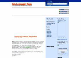 Info-lowongan-kerjas.blogspot.com thumbnail
