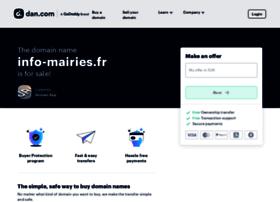 Info-mairies.fr thumbnail