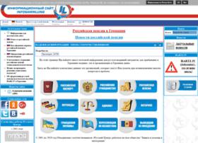 Info-russisch.de thumbnail