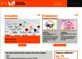Info-sante-normandie.fr thumbnail
