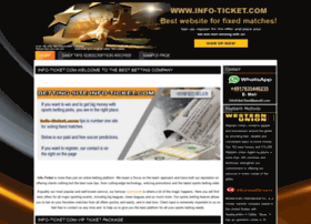 Info-ticket.com thumbnail