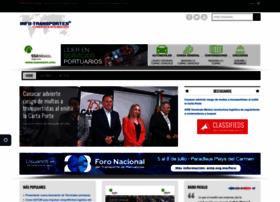 Info-transportes.com.mx thumbnail