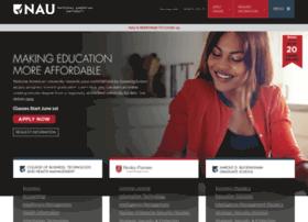 Info.national.edu thumbnail