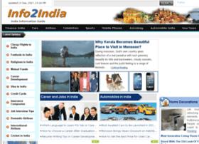 Info2india.com thumbnail