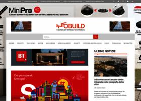 Infobuild.it thumbnail