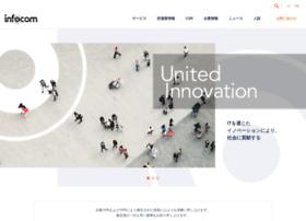 Infocom.co.jp thumbnail
